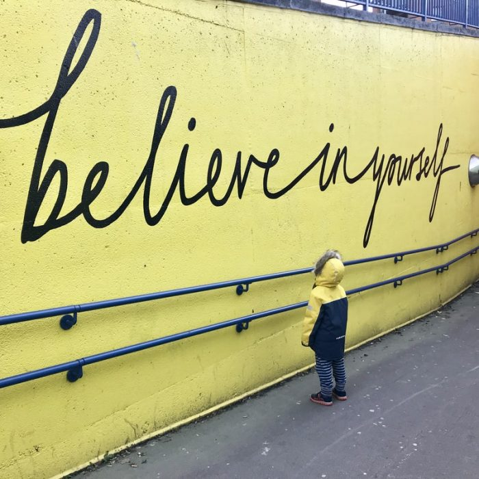 beleive in yourself